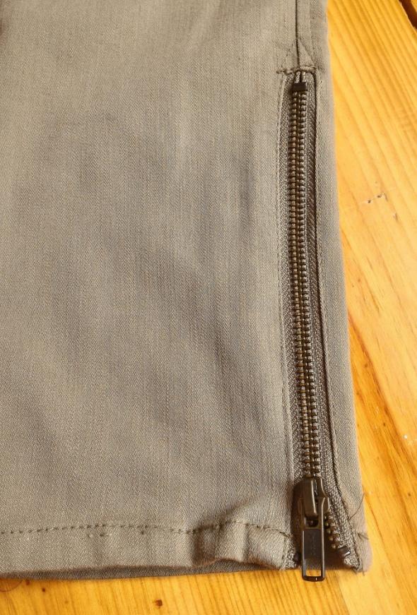 Nowe spodnie HM L 40 miltarne bojówki khaki oliwk w Spodnie