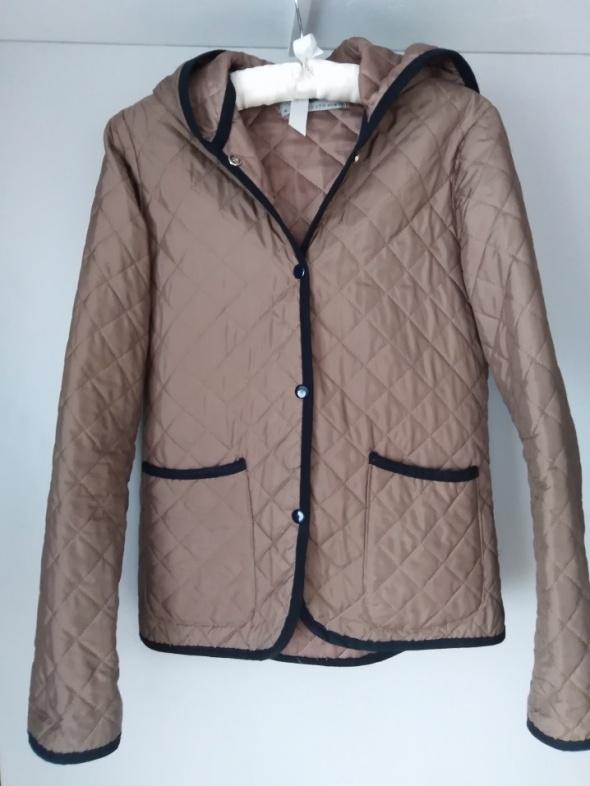 kurtka pikowana 38