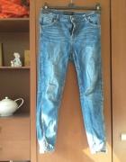 dzinsowe meskie spodnie...