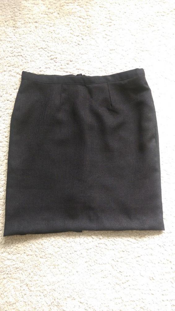Spódnice Spódniczka spódnica ołówkowa czarna 44 XL