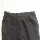 Spódniczka spódnica ołówkowa czarna 44 XL