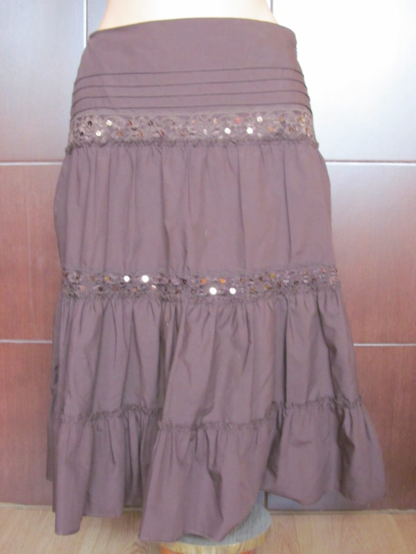 Spódnice Czekoladowa spódnica