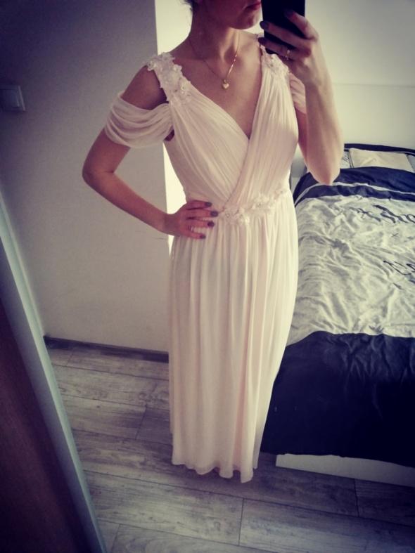 Suknia wieczorowa Lipsy London 40 druhna mama panny młodej...