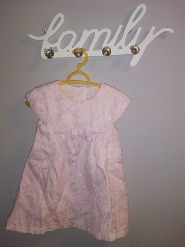 Sukienka r 9 12 miesiace
