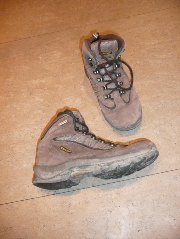 buty trekkingowe HI TEC rozmiar 42