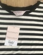 Ciążowa bluzka w paski nowa z metką dorothy perkins 38 Maternit...