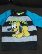 Disney bluzki sweterek 74 86...
