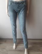 BERSHKA Spodnie Jeans Rurki 34...