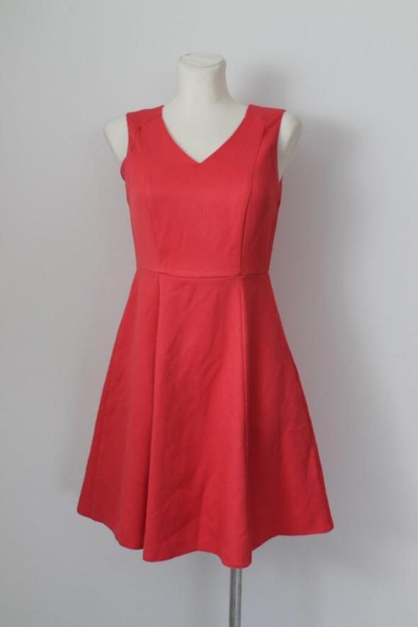 rozkloszowana sukienka Dorothy Perkins...