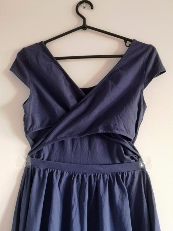 Suknie i sukienki sukienka S M L XL reserved wycięcie na plecach cut out boho