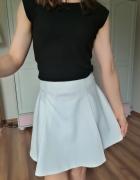 Biała spódnica Reserved 36 S letnia...