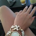 nowy zegarek perly cudny polecam