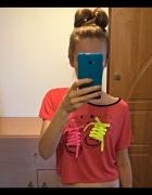 Koszulka jogging oversize S M L...