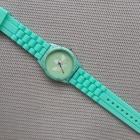 Sportowy zegarek Adidas zielony unisex prezent