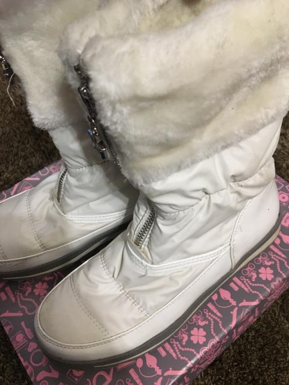 Śniegowce jak nowe 38