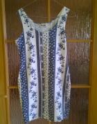 Sukienka Pimkie mini kwiaty 38 40...
