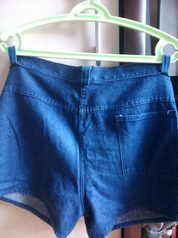 Szorty jeansowe rozmiar 40...