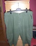 zielone męskie szorty...