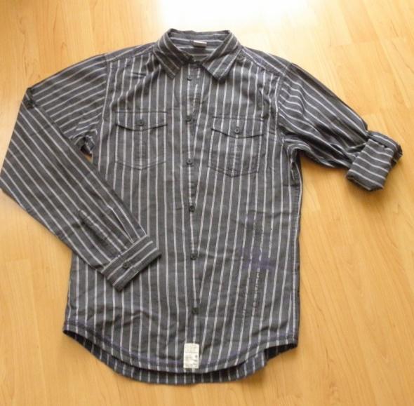 Koszule męskie profilowane rozmiar M