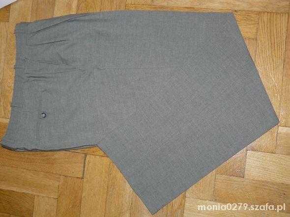 Spodnie od garnituru jak nowe