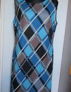 C&A sukienka w ładnych kolorach...