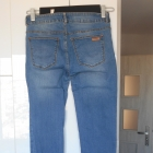 Pull and Bear jasne jeansy rurki jeansowe 34