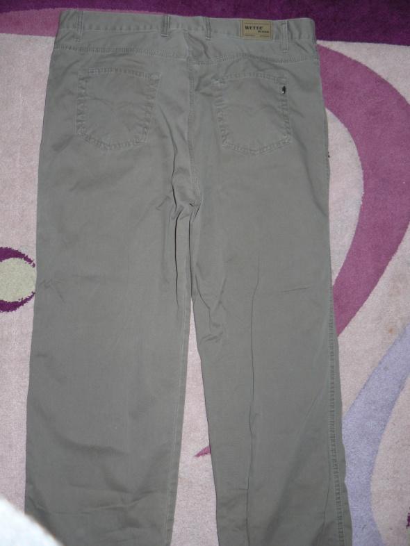 Spodnie męskie W38L34 jak nowe