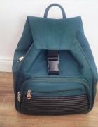 Stylowy plecak khaki must have blogerski miesci a4...
