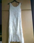 letnia długa sukienka...