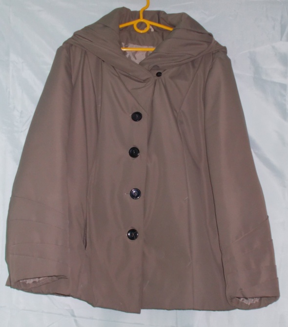 Kurtka jesienna kurtka wiosenna kurtka damska 50 52 54
