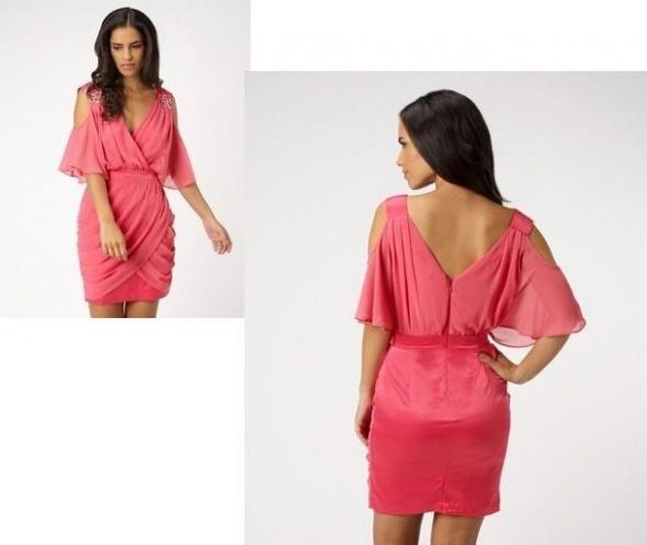 Piękna sukienka Lipsy XS...
