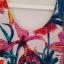 Letnia seksowna sukienka w kwiaty New Yorker