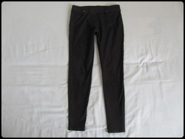 Tregginsy obcisłe spodnie rurki skinny rozmiar 34 XS