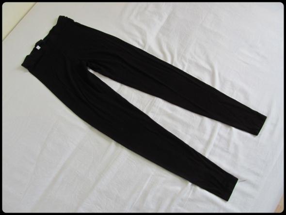 Czarne legginsy TU rozmiar 34 XS
