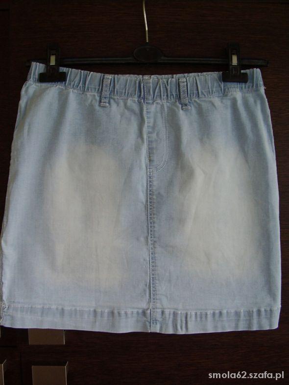 Spódnice Jeansowa krótka spódniczka