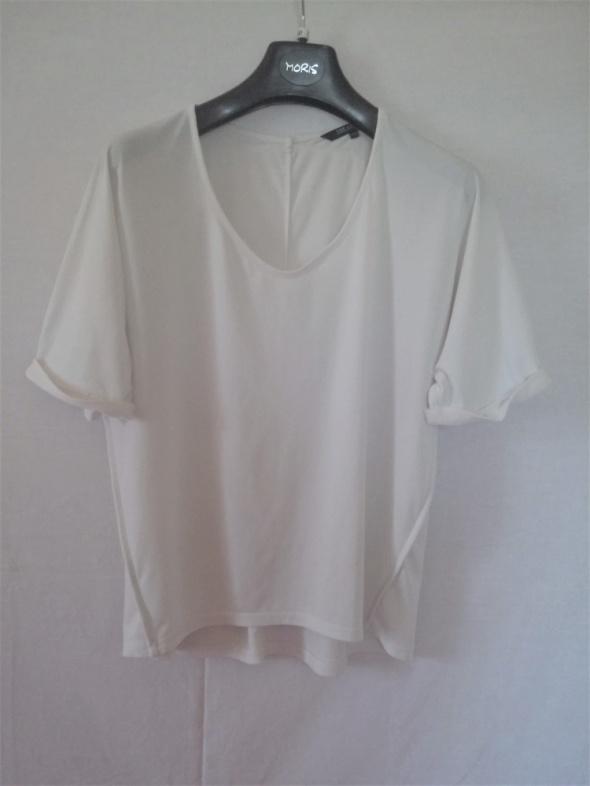 Top Secret bluzka oversize asymetryczna 38 40