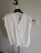 Biała nowa bluzka reserved...