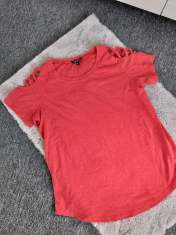 Bluzka wycięcia na ramionach Pep&Co M...