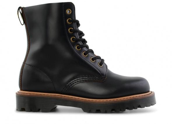 NOWE Dr Martens 39 PASCAL II Black Vintage Smooth