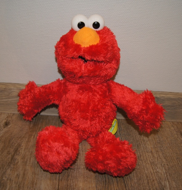 Maskotka przytulanka Elmo...