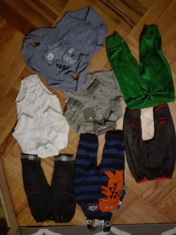 Ubranka chłopiec 5zł