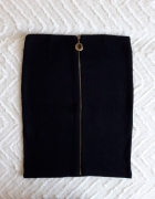 Czarna elegancka spódniczka Mohito...