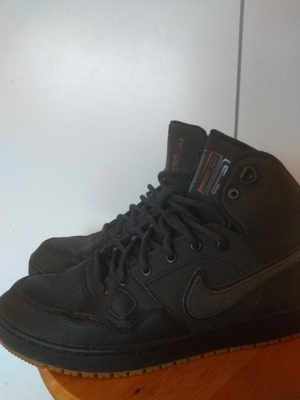 Buty Nike Son of Force Mid Black w Obuwie Szafa.pl