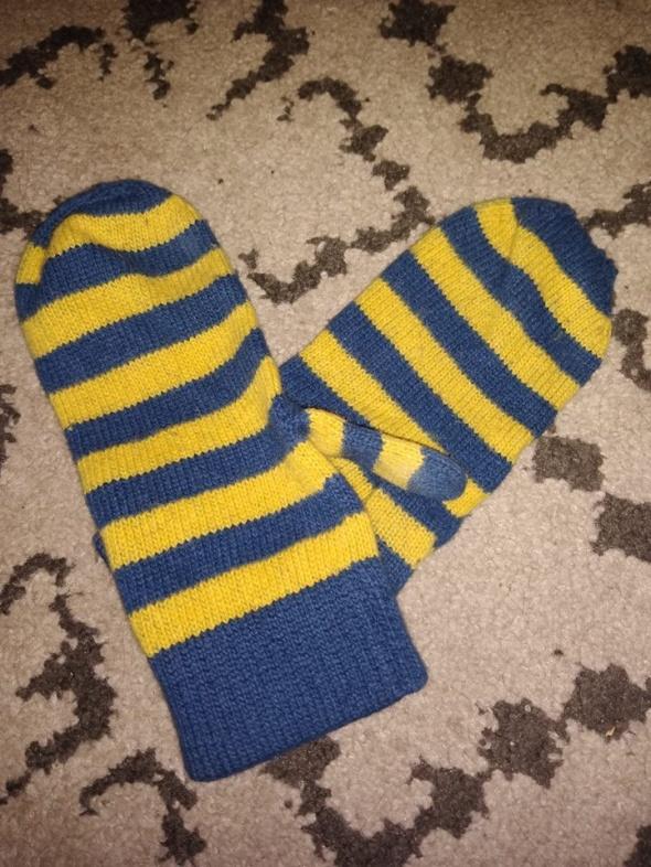 Rękawiczki z jednym palcem Cropp...