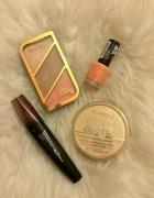 Rimmel zestaw kosmetyków do makijażu paletka modelująca do kont...