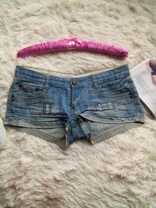 Spodenki Spodenki jeansowe 40