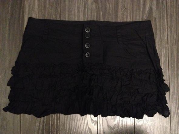 Spódnice Cropp sliczna czasna mini z falbankami