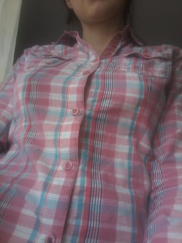 Koszule koszula w kratkę S