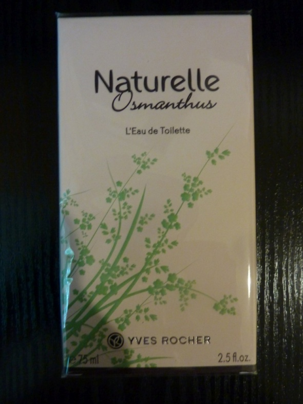 Yves Rocher woda Naturelle OSMANTHUS 75ml