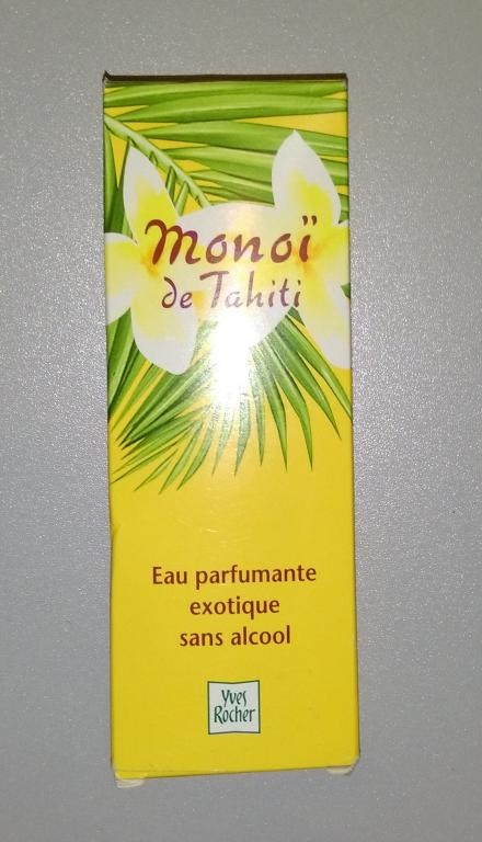Yves Rocher woda perfumowana Monoi de Tahiti 125ml